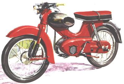 kreidler florett motorrad 1962. Black Bedroom Furniture Sets. Home Design Ideas