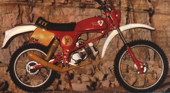 Kreidler Van Veen GS 1980