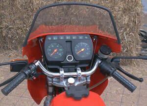 Kreidler Florett 80 Cockpit