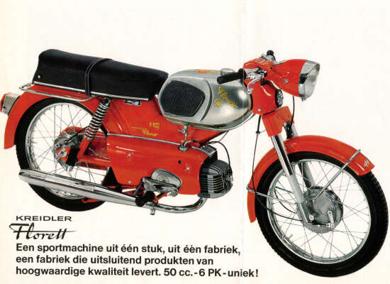 kreidler florett rs 1969 1970 nl export. Black Bedroom Furniture Sets. Home Design Ideas
