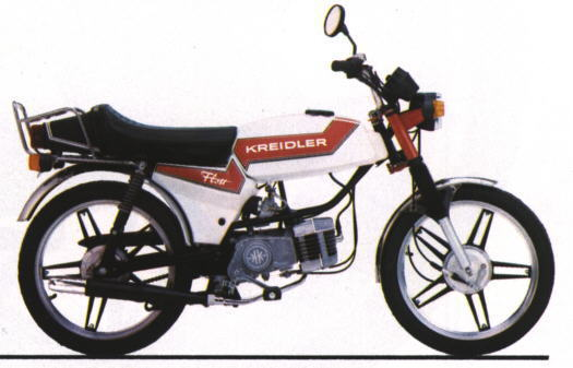 Puch moped 19