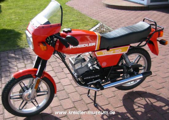 Kreidler Florett 80 - 1982
