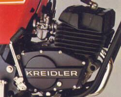 Kreidler Motor 80 ccm
