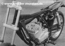 Kreidler Rahmen 80